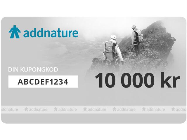 addnature Gift Voucher 10 000 kr